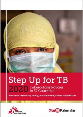 Rapporten Step Up for TB 2020