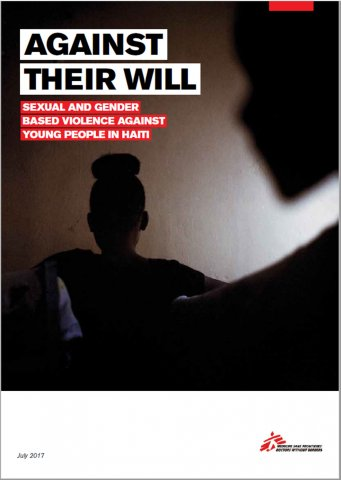 Rapport: Against their will - Sexual and gender based violence against young people in Haiti