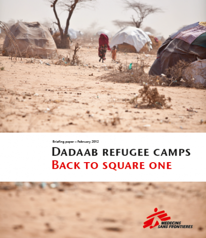DADAAB: Back To Square One