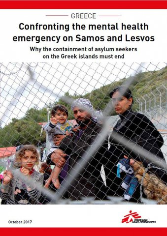 confronting mental health emergency samos lesbos