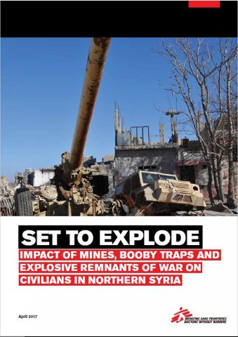 Syrien rapport Set To Explode